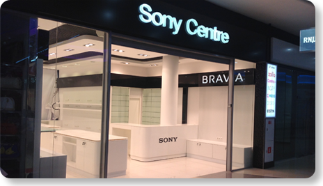 Sony, Курск, Shop in shop
